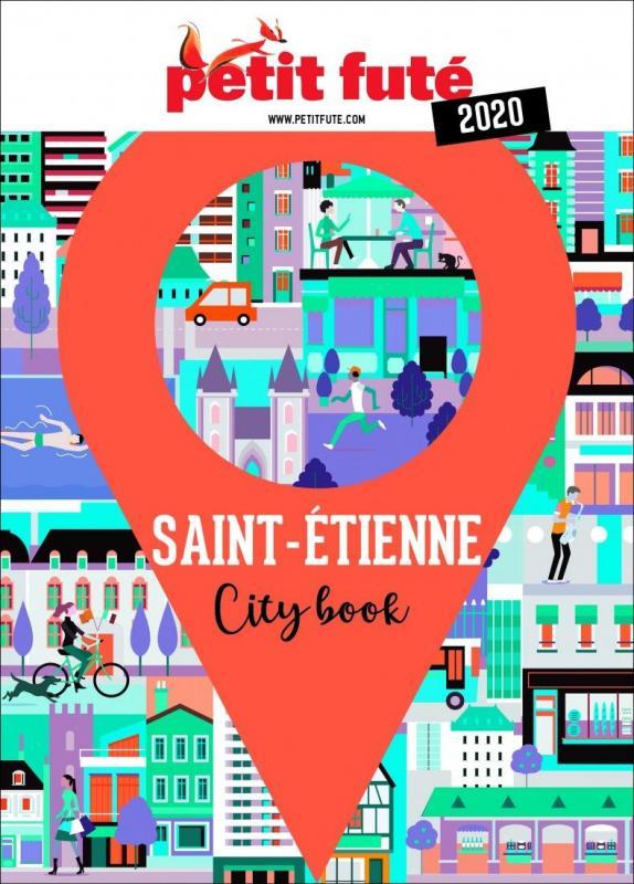 City book saint etienne