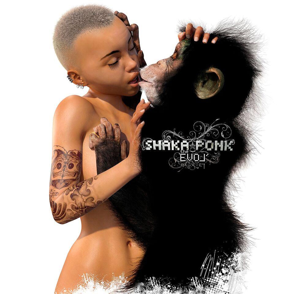 Cover shaka evol preview