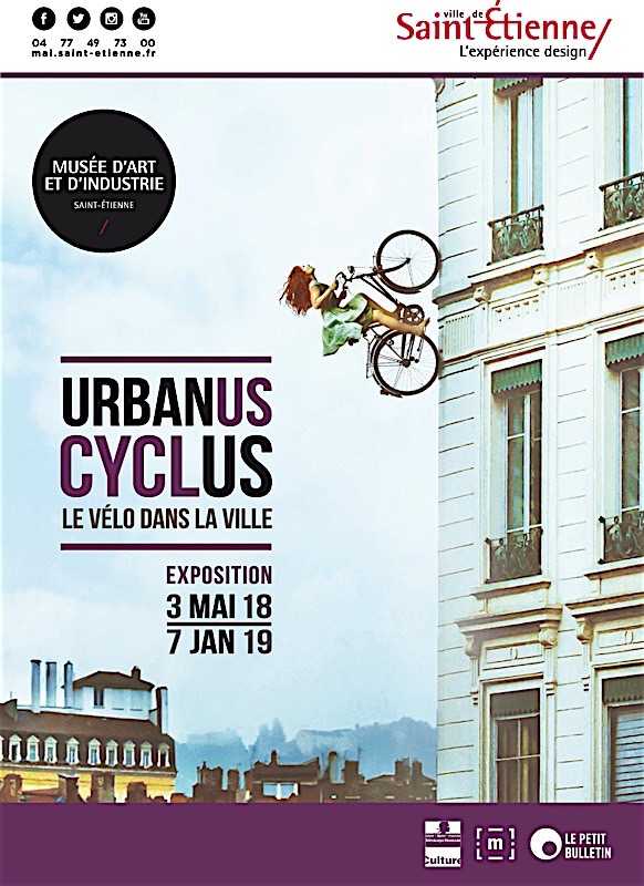 Exposition urbanus cyclus le velo dans la ville 3859563