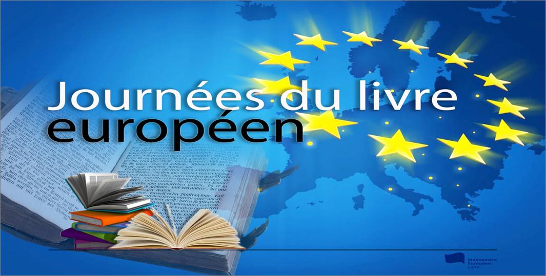 Journees du livre europeen 2019