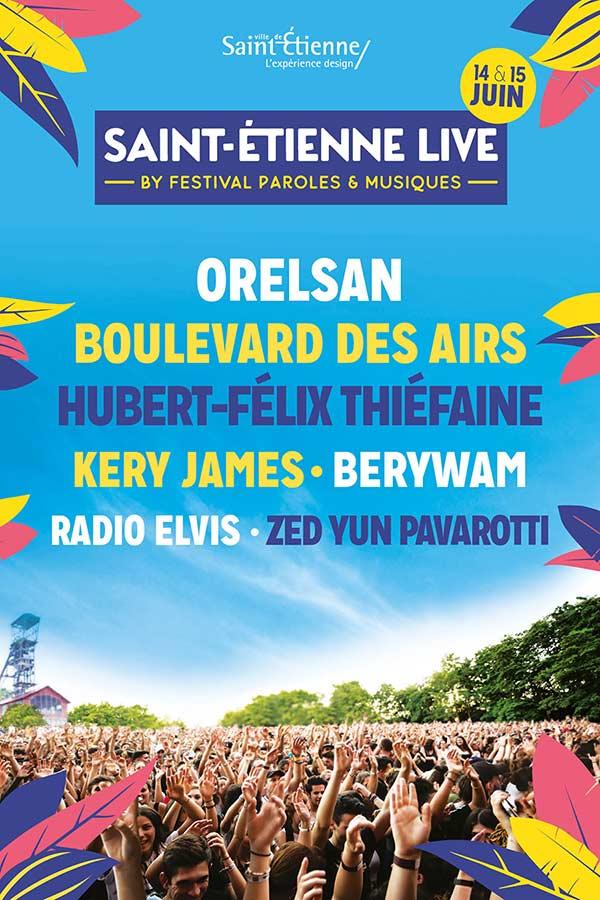 Saint etienne live 2019 4036146081782729337